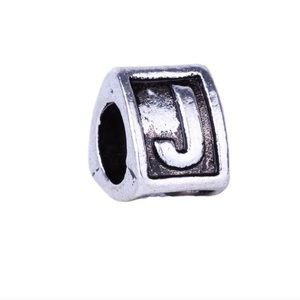 Pandora Authentic Retired Letter J Triangle